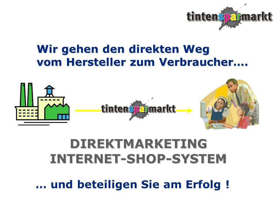 DIREKTMARKETING INTERNET-SHOP-SYSTEM