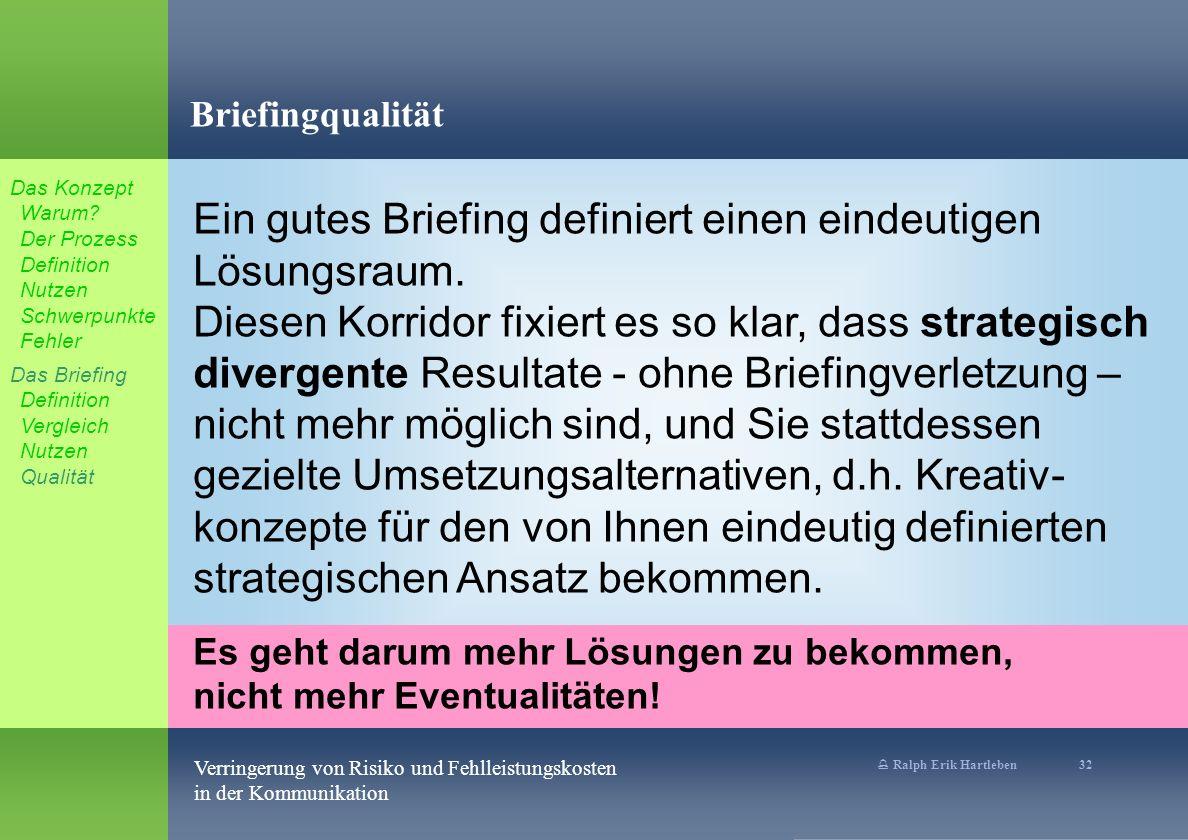Briefingqualität Das Konzept Warum Der Prozess Definition Nutzen Schwerpunkte Fehler. Das Briefing Definition Vergleich Nutzen Qualität.