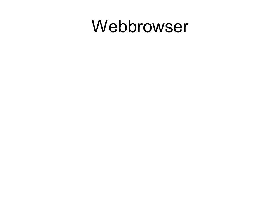 Webbrowser