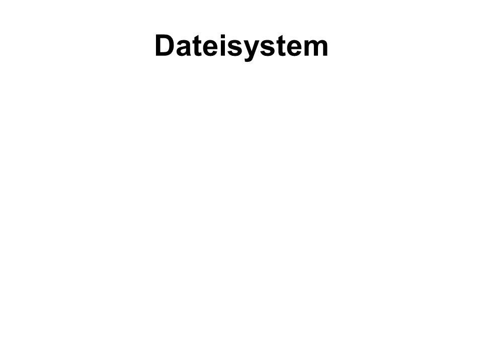 Dateisystem