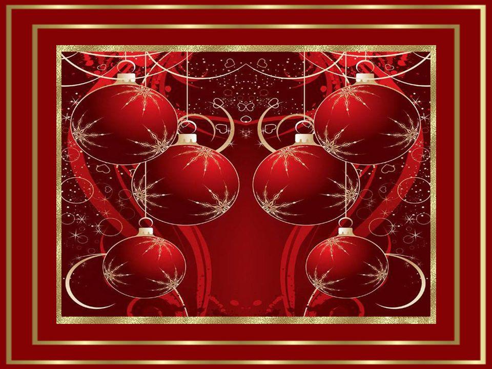 Nun leuchten wieder die Weihnachtskerzen