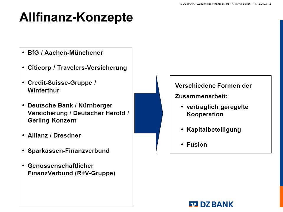 Allfinanz-Konzepte BfG / Aachen-Münchener