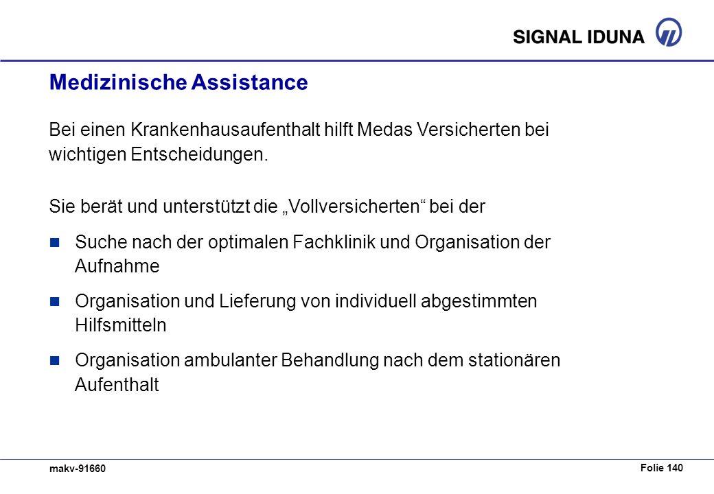 Medizinische Assistance