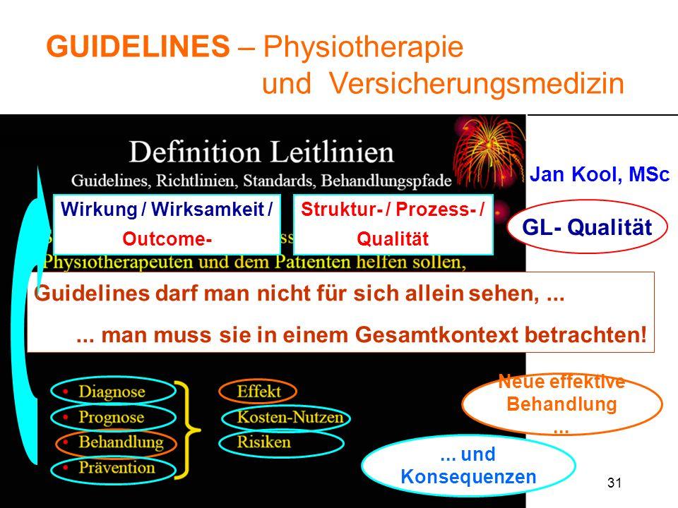 Wirkung / Wirksamkeit / Neue effektive Behandlung ...