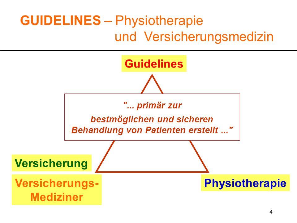 bestmöglichen und sicheren Behandlung von Patienten erstellt ...