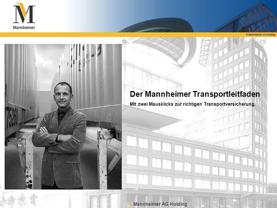 Der Mannheimer Transportleitfaden