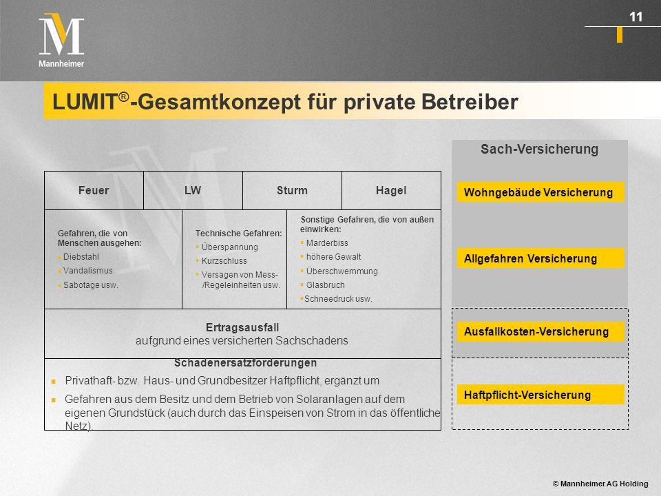 LUMIT®-Gesamtkonzept für private Betreiber