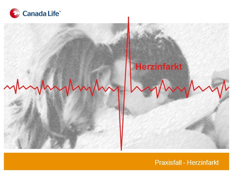 Praxisfall - Herzinfarkt