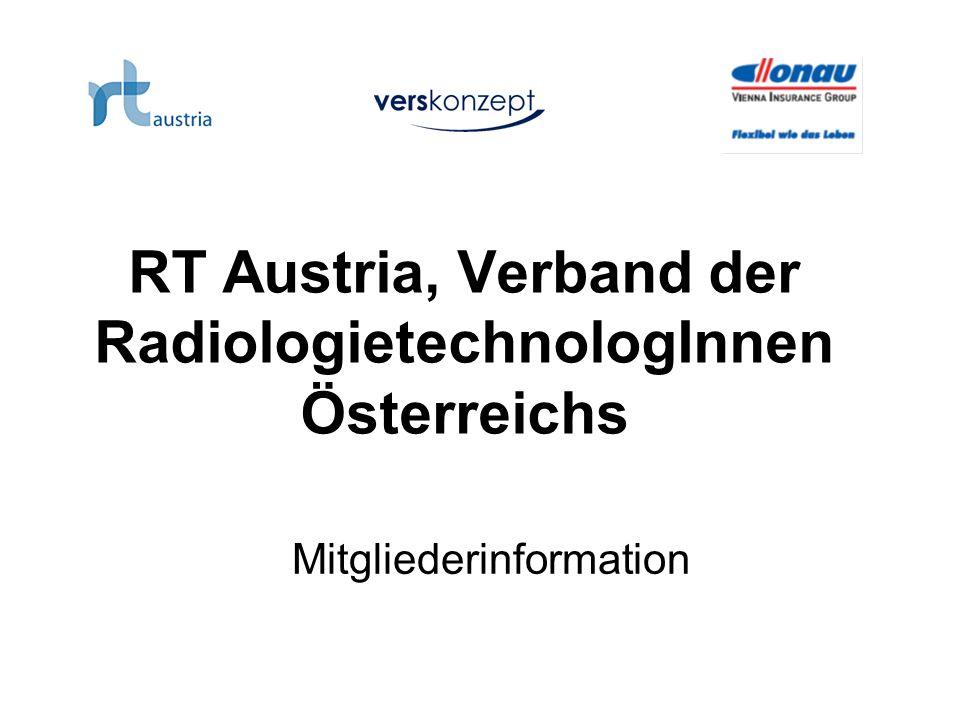 RT Austria, Verband der RadiologietechnologInnen Österreichs