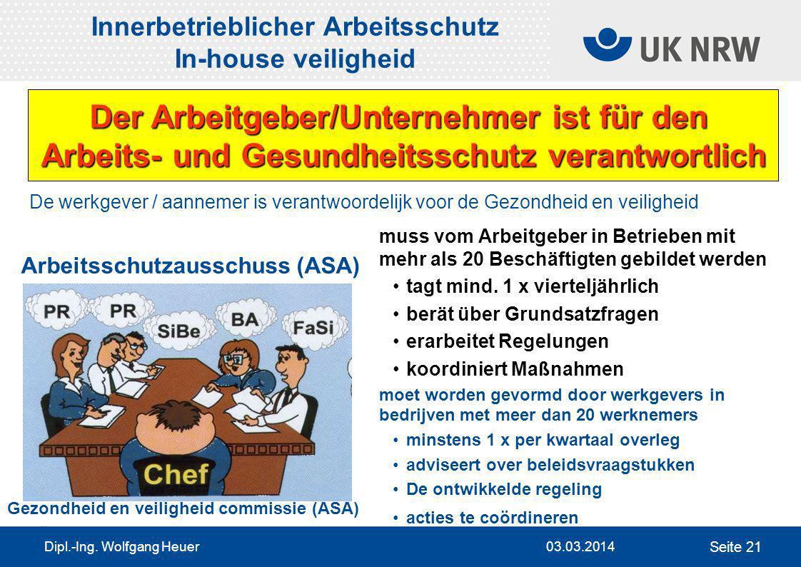 Arbeitsschutzausschuss (ASA)