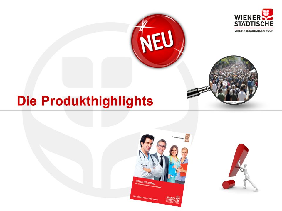 Die Produkthighlights