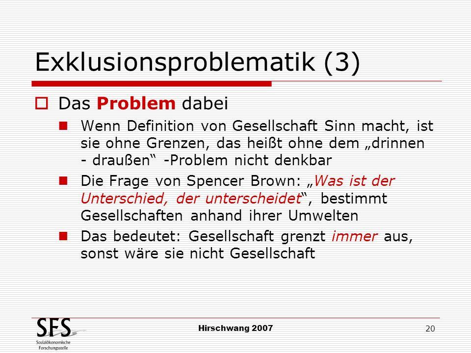 Exklusionsproblematik (3)