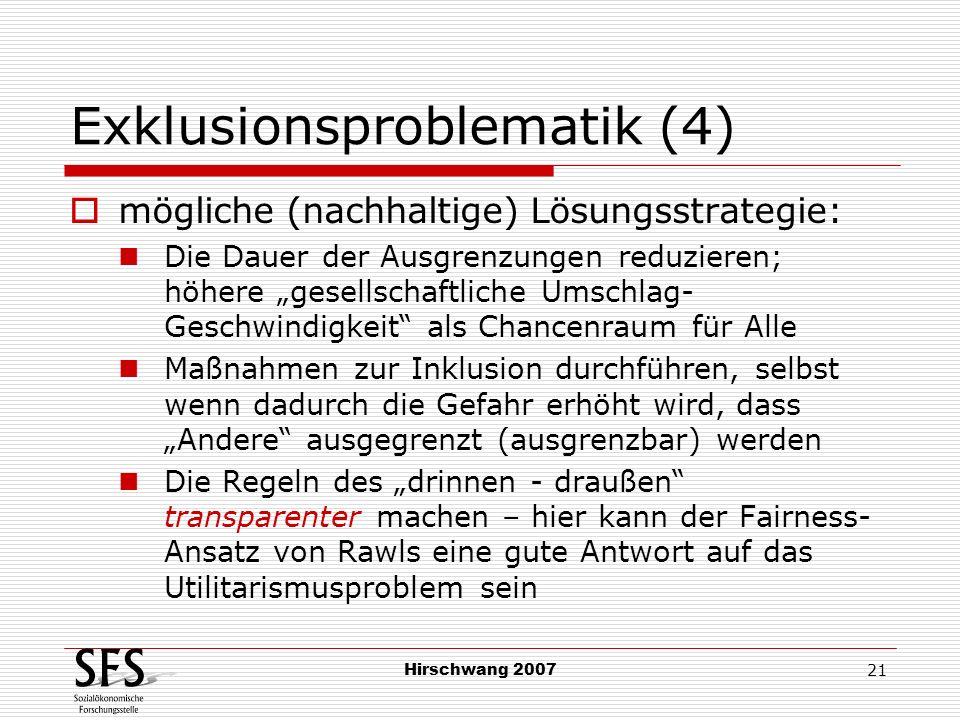 Exklusionsproblematik (4)