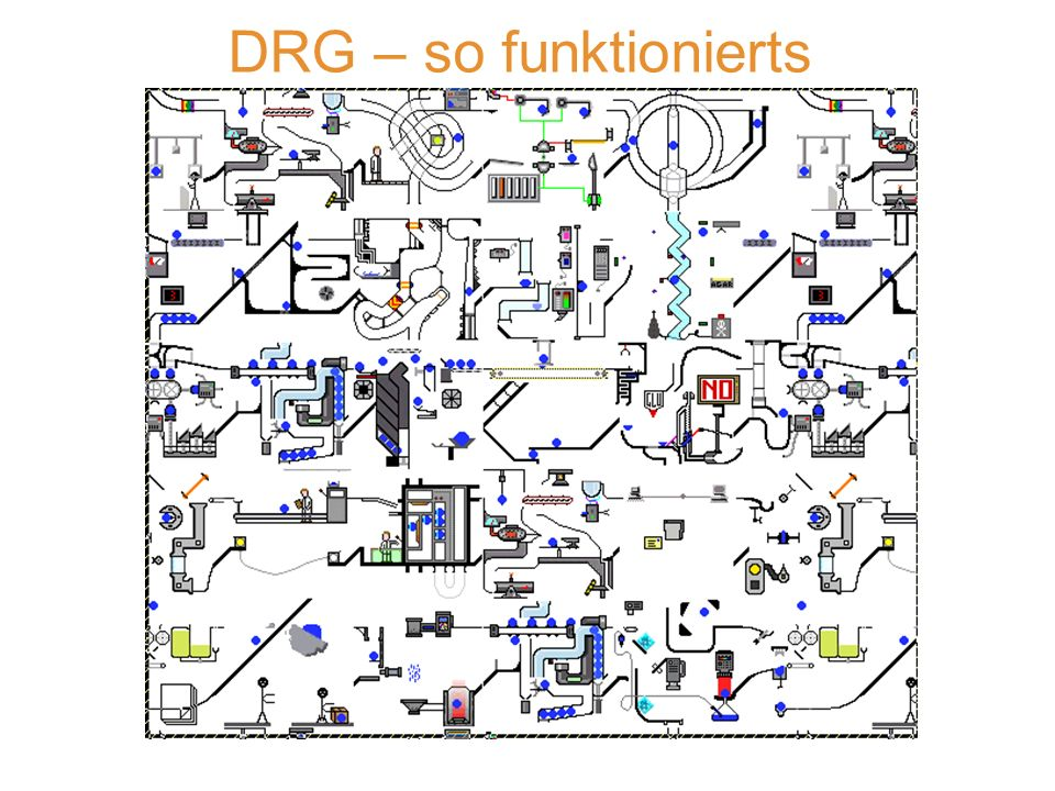 DRG – so funktionierts