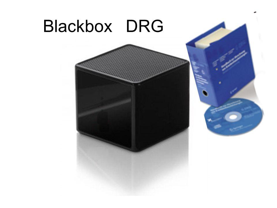 Blackbox DRG