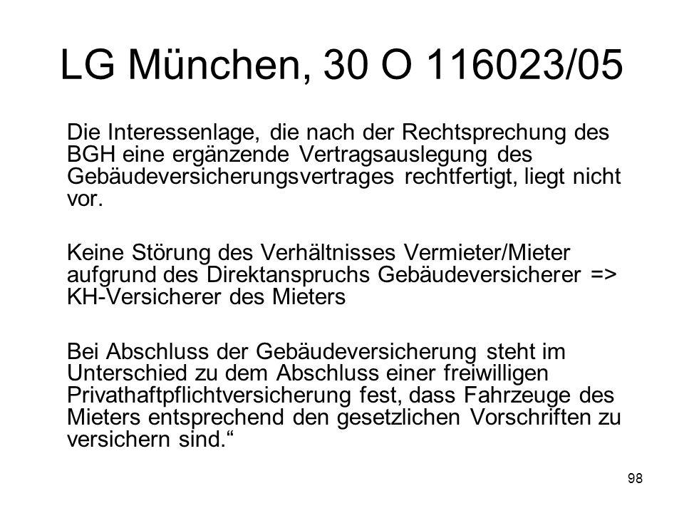LG München, 30 O 116023/05