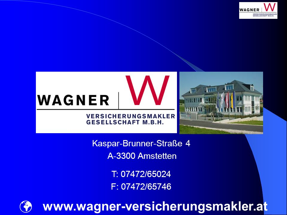  www.wagner-versicherungsmakler.at