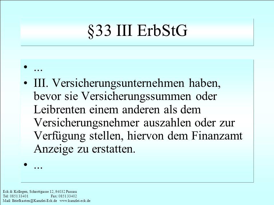 §33 III ErbStG ...