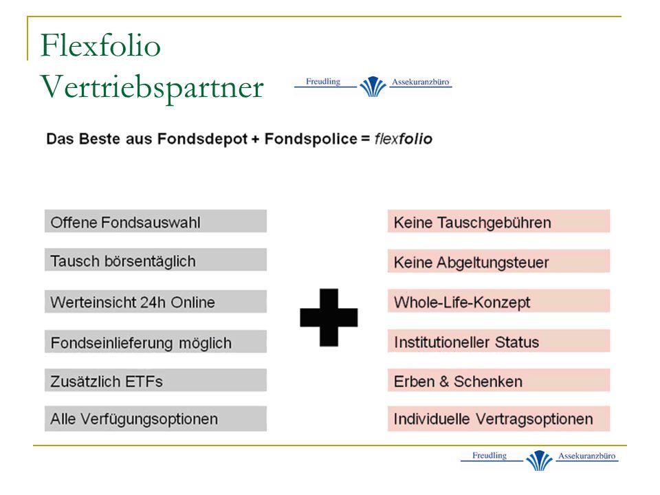 Flexfolio Vertriebspartner