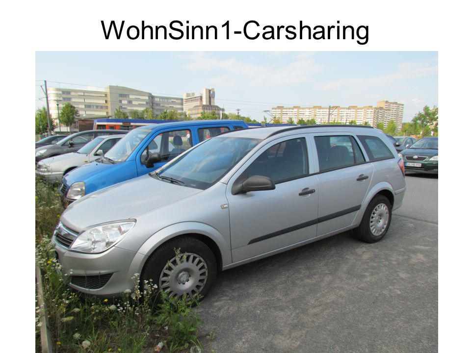WohnSinn1-Carsharing