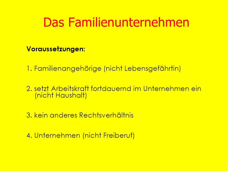 Das Familienunternehmen