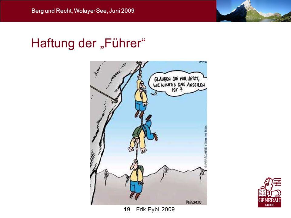 """Haftung der """"Führer"""