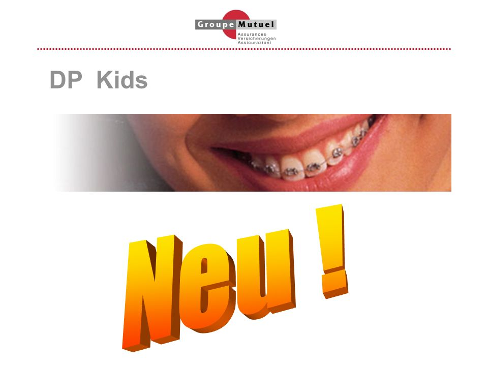 DP Kids Neu !