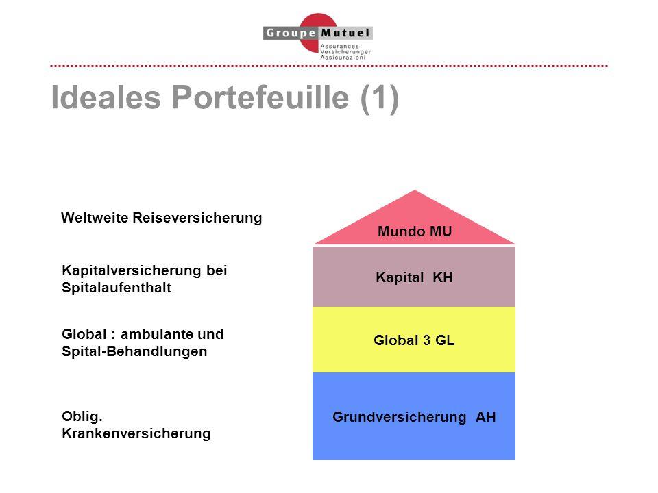 Ideales Portefeuille (1)