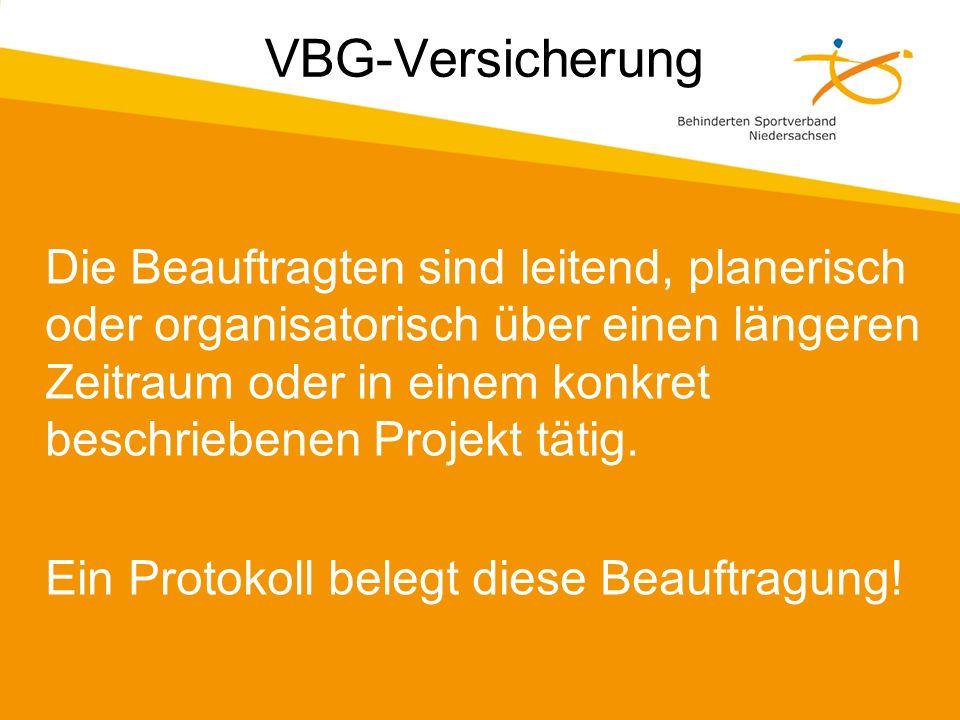 VBG-Versicherung