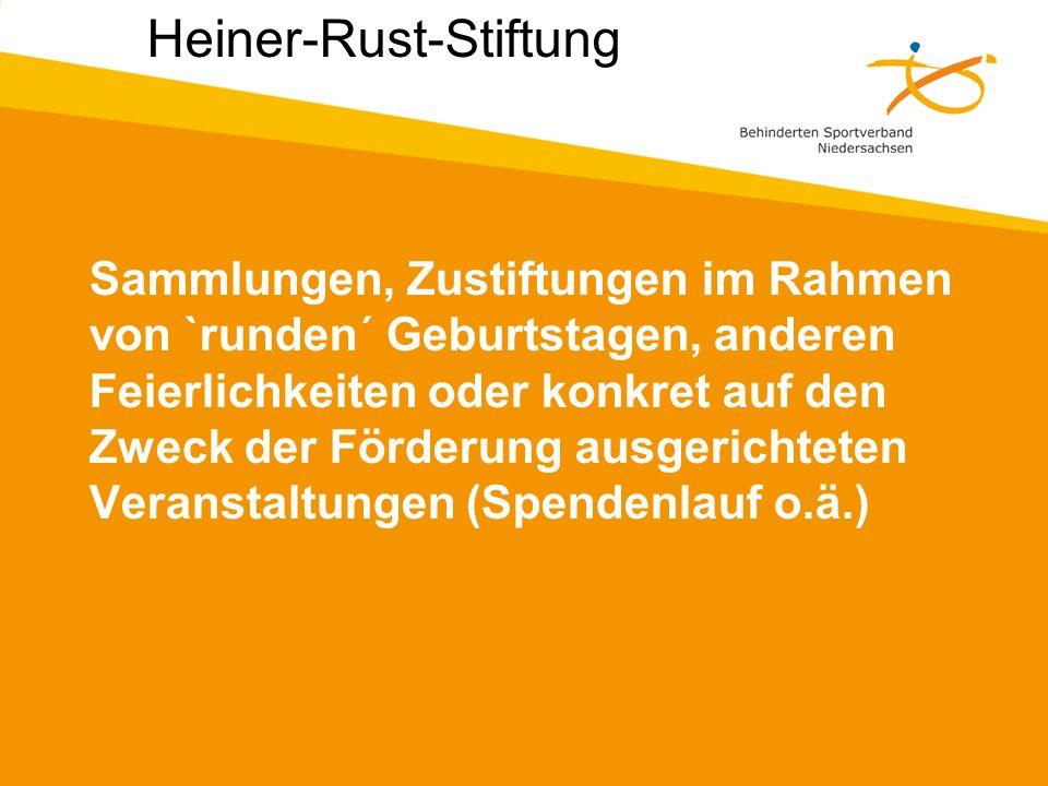 Heiner-Rust-Stiftung