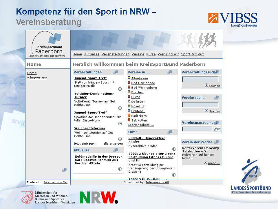 VIBSS-Online www.vibss.de