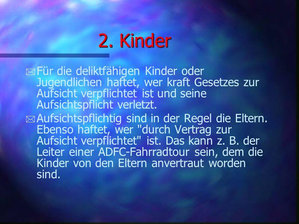 2. Kinder