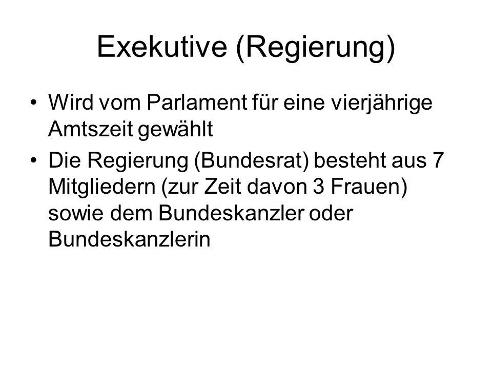 Exekutive (Regierung)