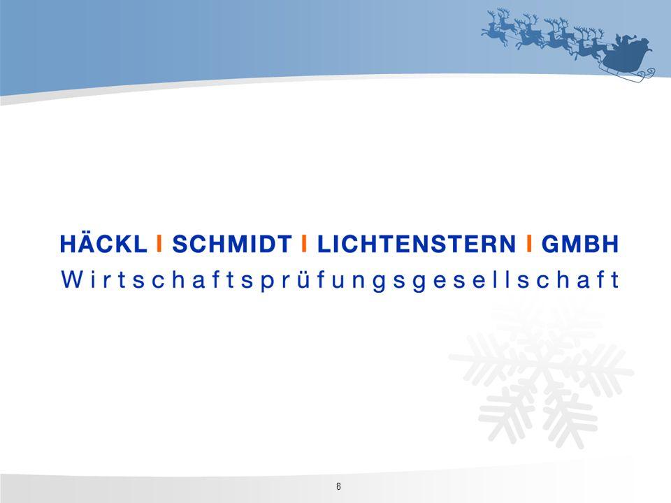 HSL - Wirtschaftsprüfungsgesellschaft