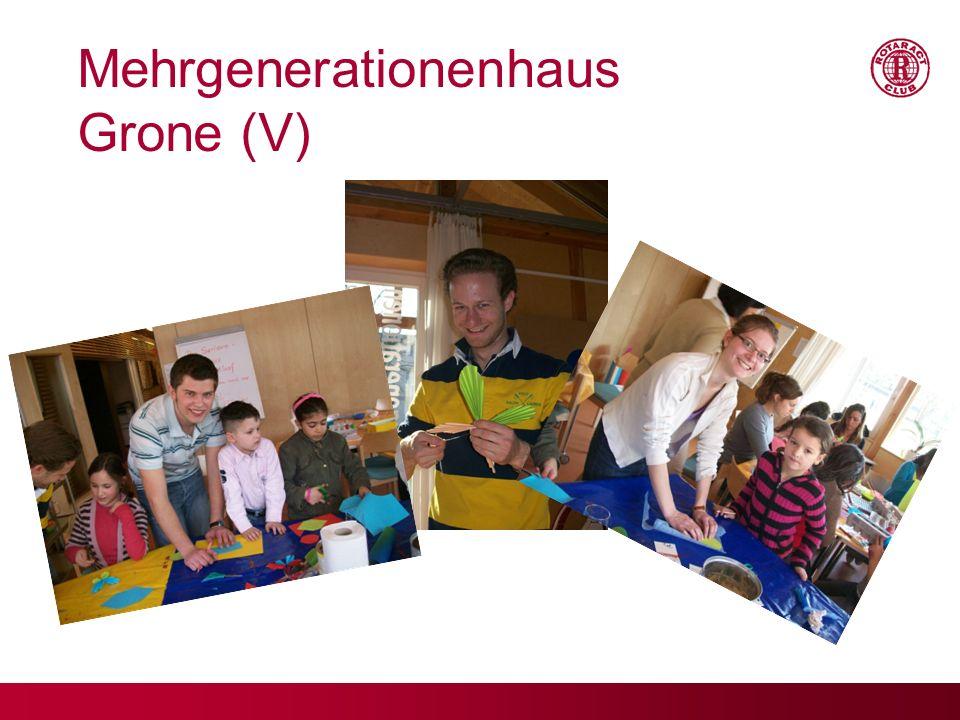 Mehrgenerationenhaus Grone (V)