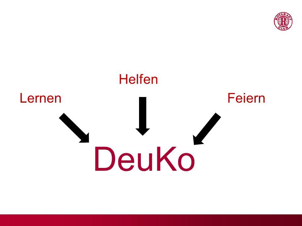 Helfen Lernen Feiern DeuKo