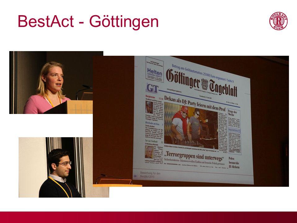 17.09.09 BestAct - Göttingen