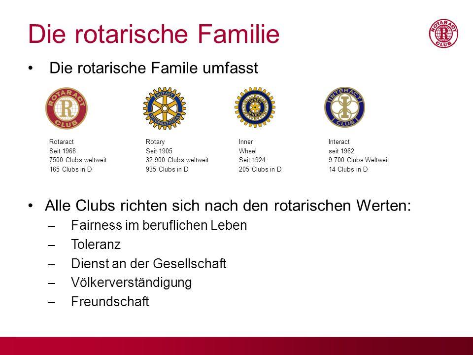 Die rotarische Familie