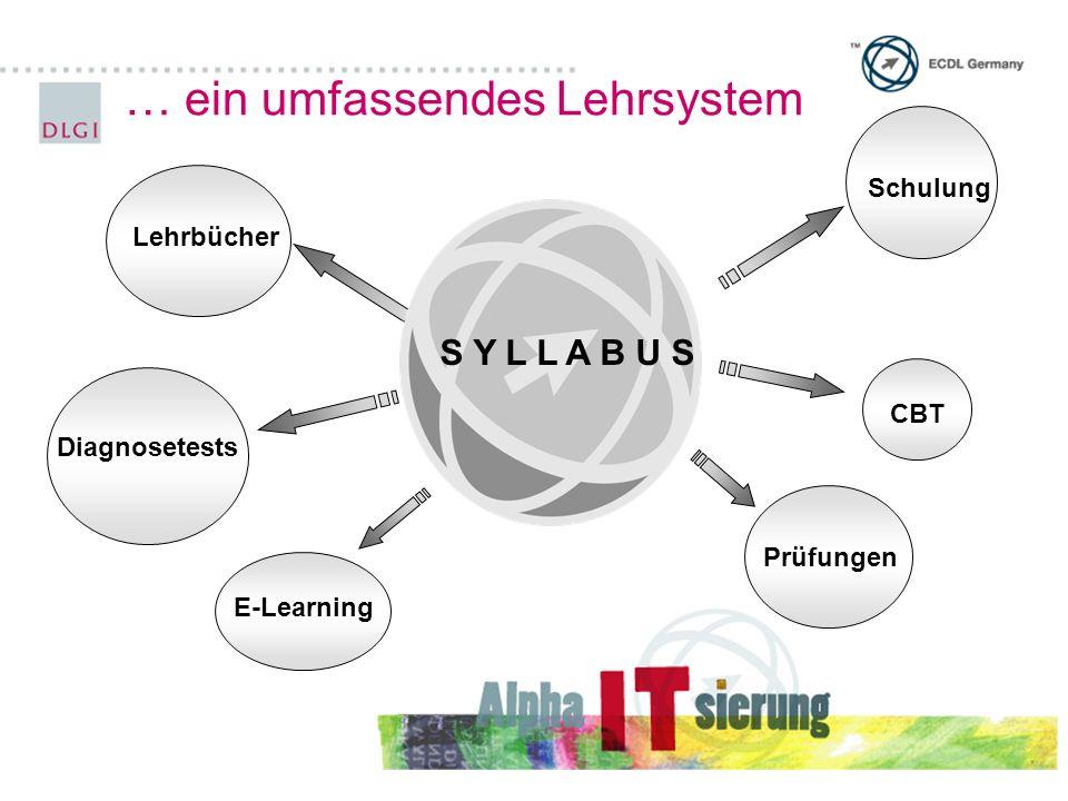 … ein umfassendes Lehrsystem