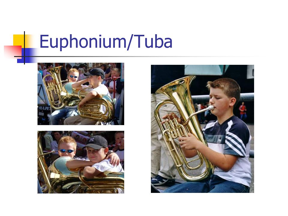 Euphonium/Tuba