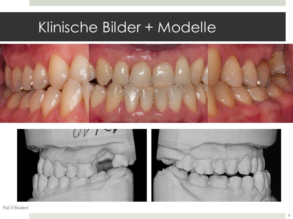 Klinische Bilder + Modelle