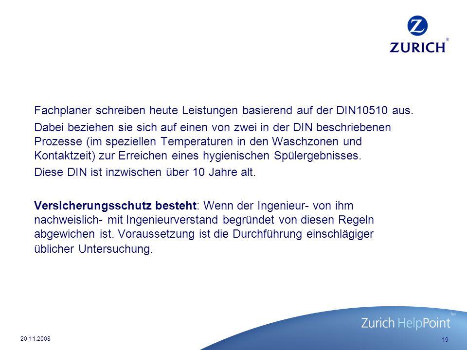 Fachplaner schreiben heute Leistungen basierend auf der DIN10510 aus.