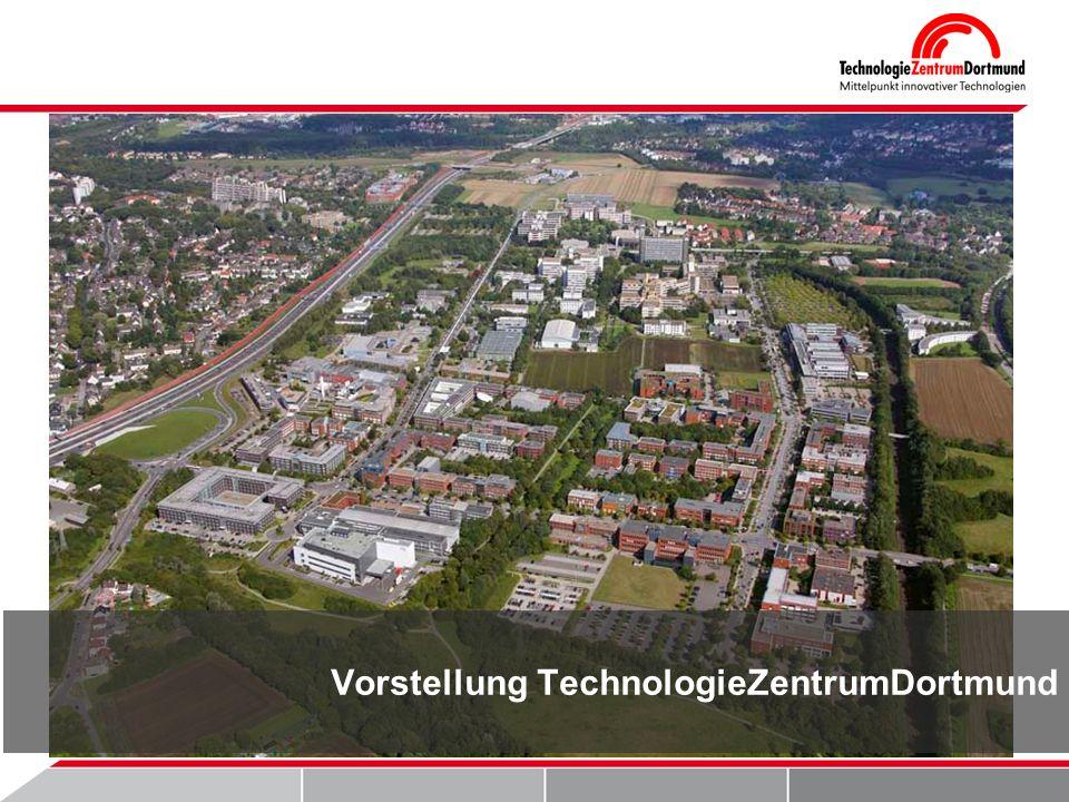 Vorstellung TechnologieZentrumDortmund