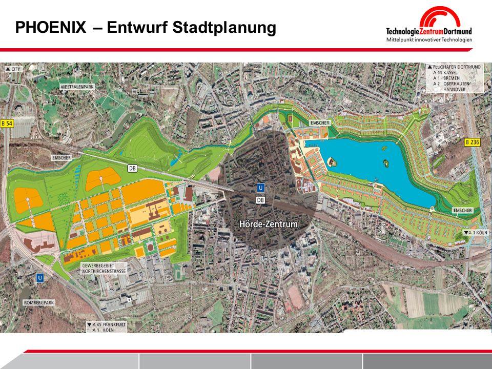 PHOENIX – Entwurf Stadtplanung