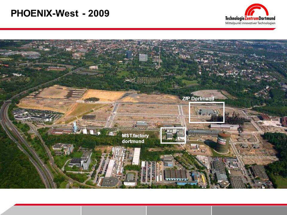 PHOENIX-West - 2009 ZfP Dortmund MST.factory dortmund