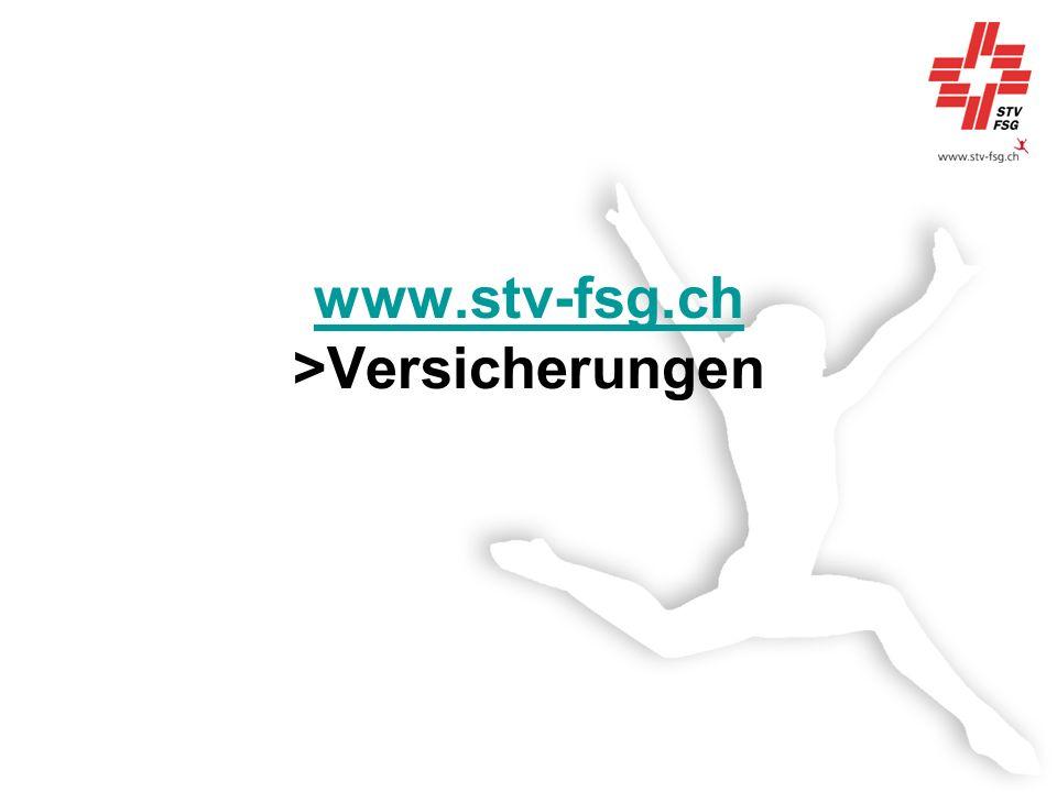 www.stv-fsg.ch >Versicherungen