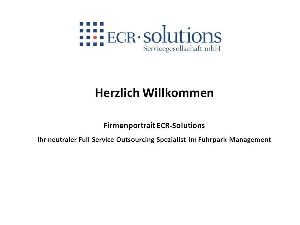 Firmenportrait ECR-Solutions