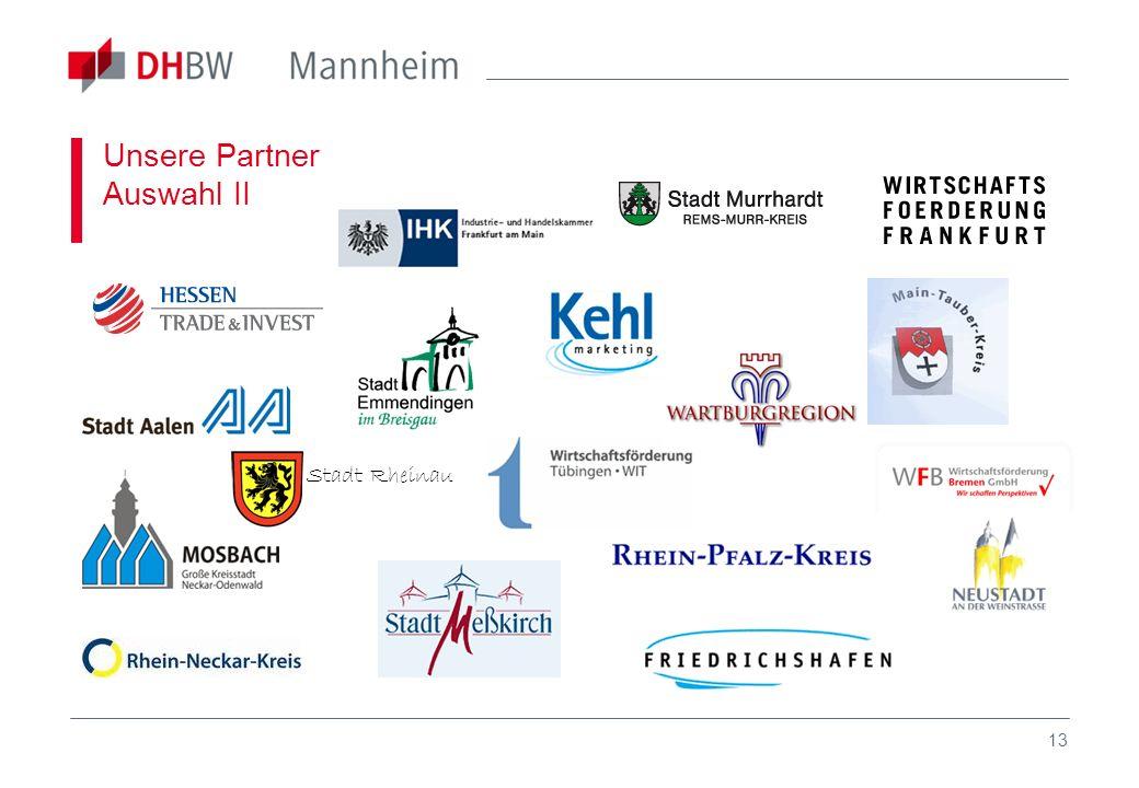 Unsere Partner Auswahl II Stadt Rheinau