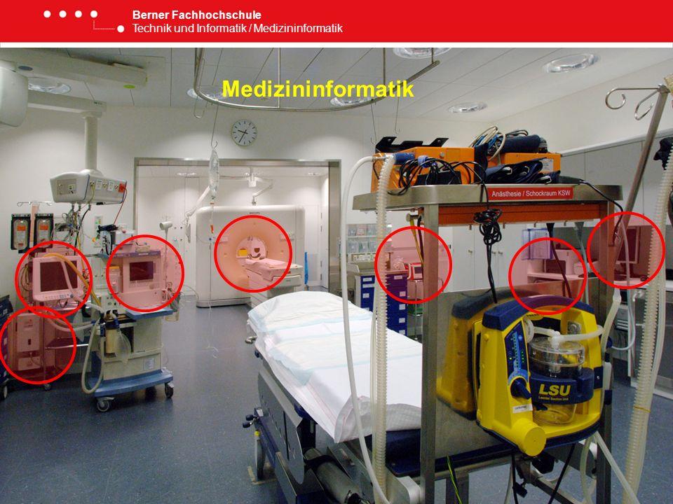 Medizininformatik Berner Fachhochschule