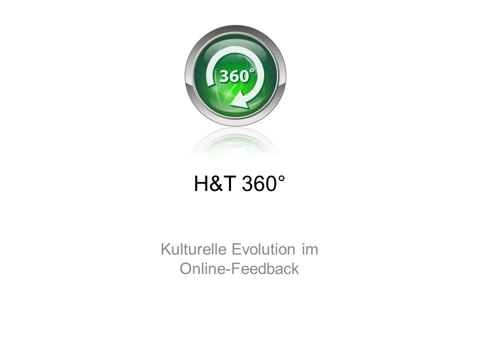 Kulturelle Evolution im Online-Feedback